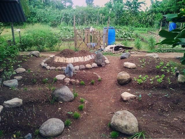 Jardin des Philippines